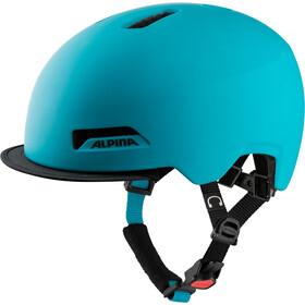 Alpina Brooklyn Helmet, Bleu pétrole
